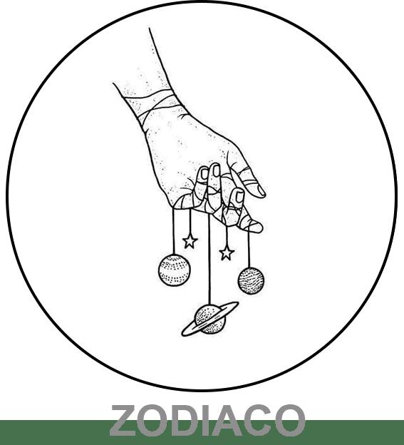 joyas con signos del zodiaco, joyas con constelaciones del zodiaco, etc.