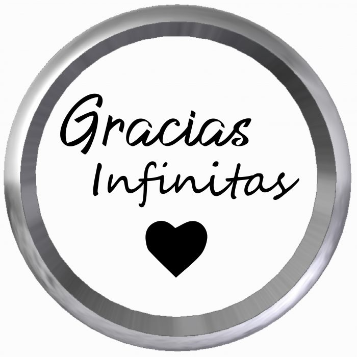 Gracias infinitas